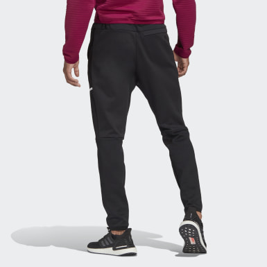 Heren Athletics Zwart adidas Z.N.E. AEROREADY Broek