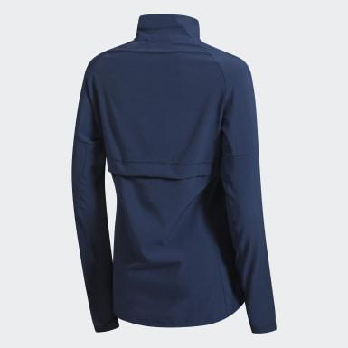 синий Куртка RUNR JACKET W