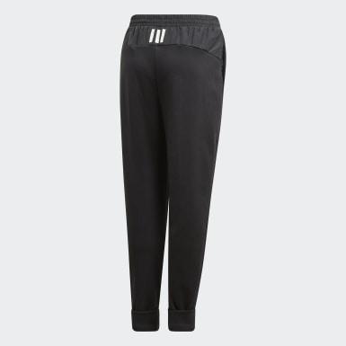 Girls Training Black ID Hybrid Pants