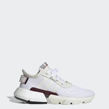 ผู้หญิง Originals สีขาว รองเท้า POD-S3.1