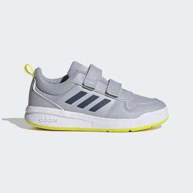 Sapatos Tensaur Cinzento Criança Running