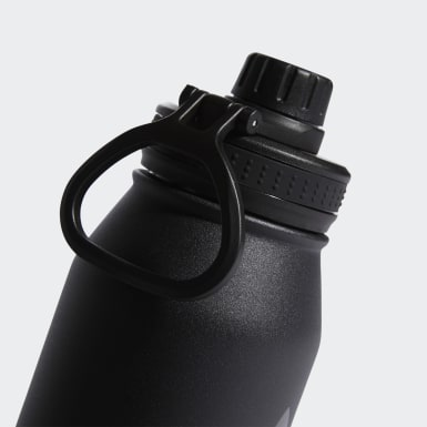Originals Black Steel Bottle 1 L