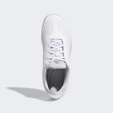 Women's Golf White Adipure Sport 2.0 Shoes