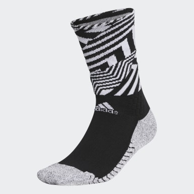 Men Golf Black Sports Socks