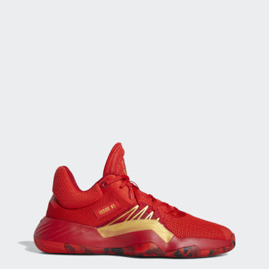 Adidas Basketbal Basketbalschoenen | INTERSPORT