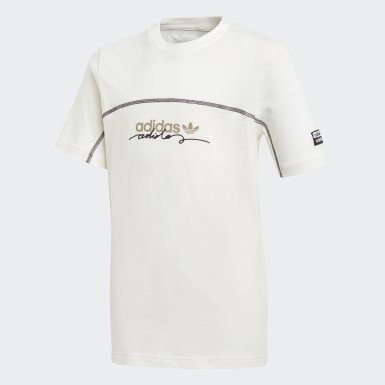 Camiseta R.Y.V. Beige Niño Originals