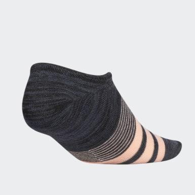 Socquettes invisibles Superlite Super-No-Show (6 paires) noir Femmes Entraînement