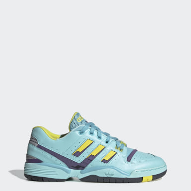 Men Originals Blue Torsion Comp Shoes