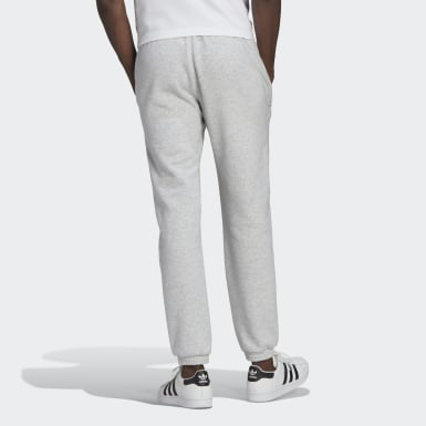 Men Originals Grey Collegiate Crest Joggers