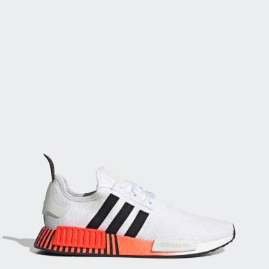 Sapatos NMD_R1 Branco Mulher Originals