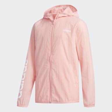 розовый Ветровка Favorites