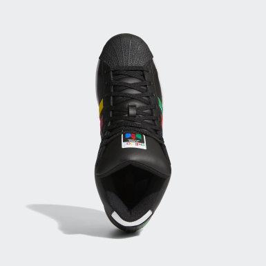 черный Высокие кроссовки Pro Model