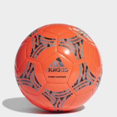 Balón Tango Street Capitano Naranja Fútbol