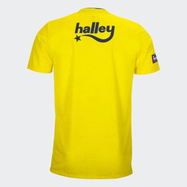 Erkek Futbol Sarı Condivo 18 Forma