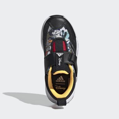 Çocuklar Koşu Beyaz Mickey 4uture Sport AC Ayakkabı