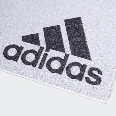 Toalla adidas Pequeña Blanco Natación