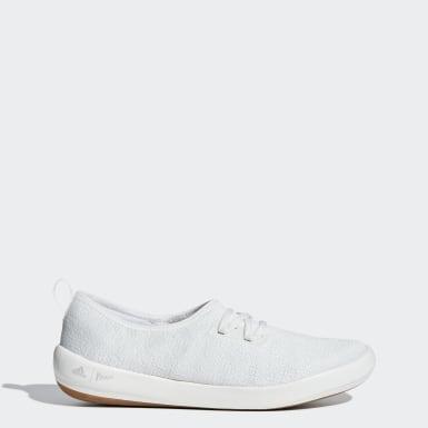 Kvinder TERREX Hvid Terrex Boat Sleek Primeblue Water sko