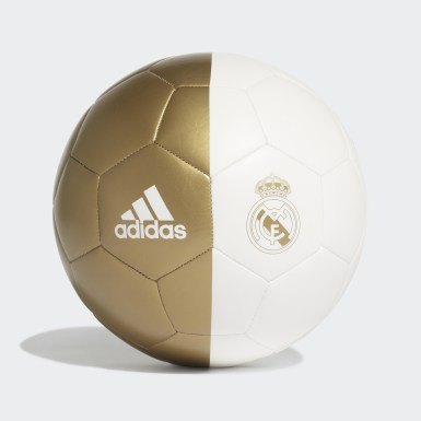 Ballon Real Madrid Capitano Blanc Football