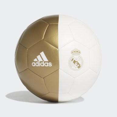 Balón Capitano Real Madrid Blanco Fútbol
