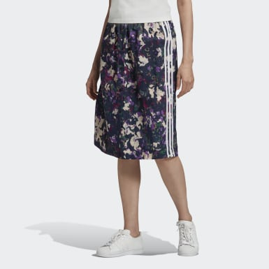Women Originals Multicolour Midi Skirt