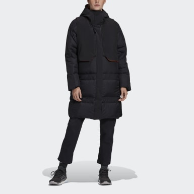 Women's Lifestyle Black MYSHELTER COLD.RDY Parka