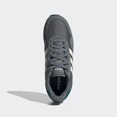 Tenis 8K 2020 Azul Hombre Diseño Deportivo