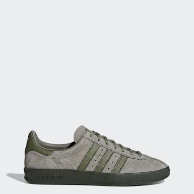 Kvinder Originals Grøn Broomfield-sko