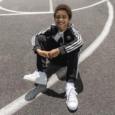 Genç Originals Black SST Fermuarlı Üst