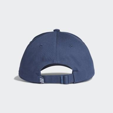 Originals Mavi Trefoil Beyzbol Şapkası