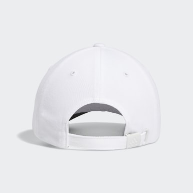 Women Golf White Viva La Golf Hat