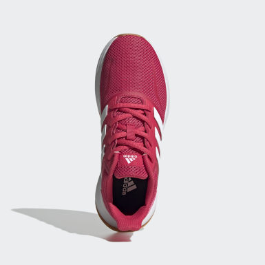 Kids Running Pink Runfalcon Shoes