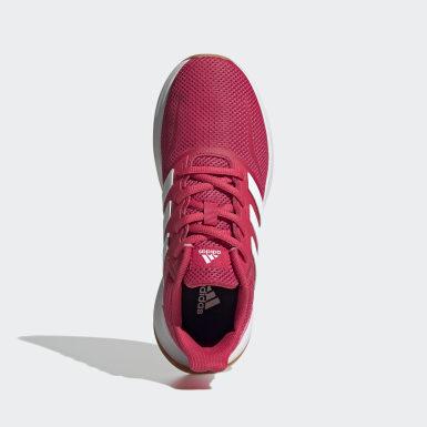 Sapatos Runfalcon Rosa Raparigas Running