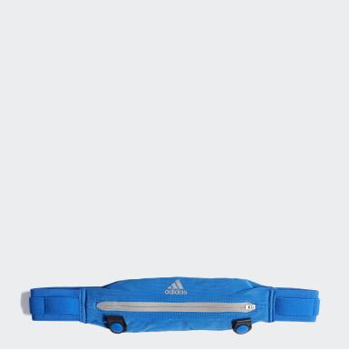 Cinturón para correr Run Azul Running