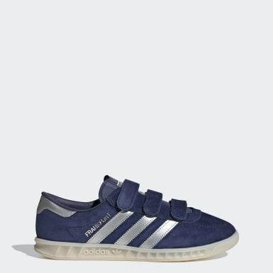 Originals Blauw Frankfurt Schoenen