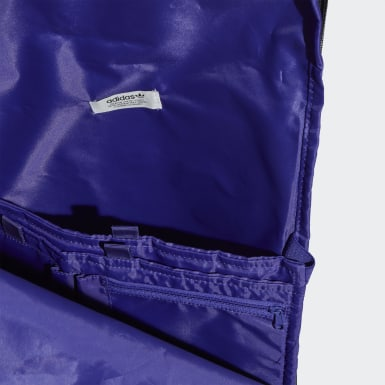 Sac à dos Premium Essentials Roll-Top bleu Originals