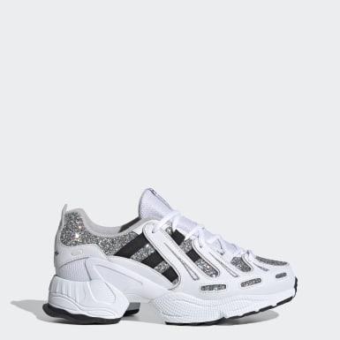 Kadın Originals Beyaz EQT Gazelle Ayakkabı