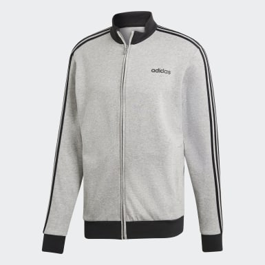 Men Training Grey Track Suit