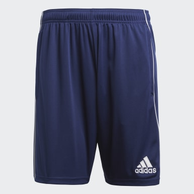 Men Training Blue Core 18 Training Shorts