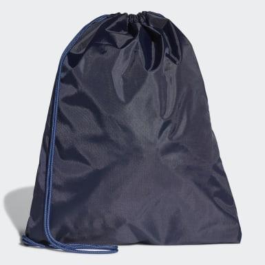 Tennis Blue Linear Core Gym Bag