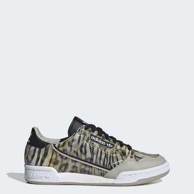 Sapatos Continental 80 Preto Mulher Originals