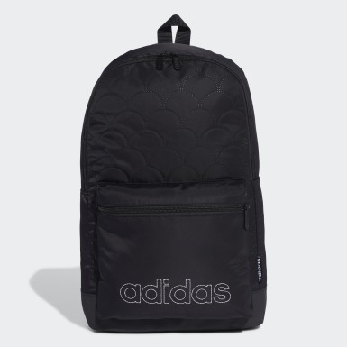 Women Training Black Tailored For Her Quilted Backpack