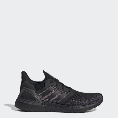 ผู้ชาย วิ่ง สีดำ รองเท้า Ultraboost 20