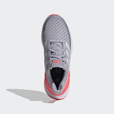 Genç Koşu Grey RapidaRun Ayakkabı