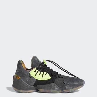 серый Баскетбольные кроссовки Harden Vol. 4 x Daniel Patrick