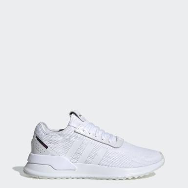 Frauen Originals U_Path X Schuh Weiß