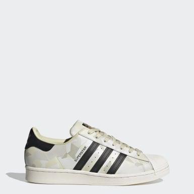 Originals สีเทา รองเท้า Superstar