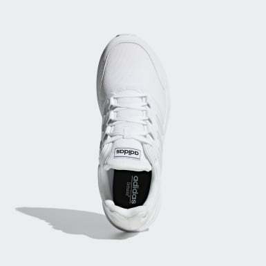Men Running White Galaxy 4 Shoes