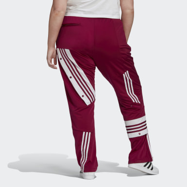 Women's Originals Burgundy Daniëlle Cathari Track Pants (Plus Size)