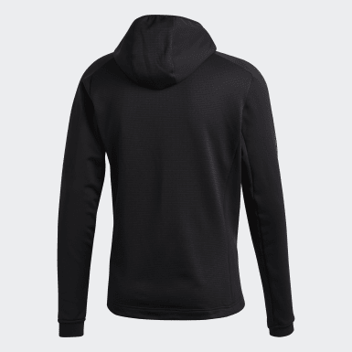 Terrex Stockhorn Hooded Fleece Jacket Czerń