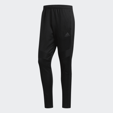 Pants de Entrenamiento Tiro 19 Negro Hombre Fútbol